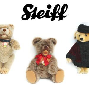 AUCTION CLOSED – Steiff & More Teddy Bear Sale