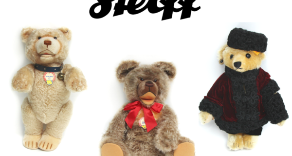 AUCTION CLOSED – Steiff & More Teddy Bear Sale
